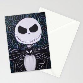Jack Skellington Stationery Cards