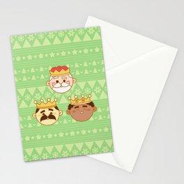 Three Wisemen Stationery Cards