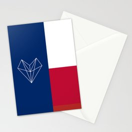 Texas Love Stationery Cards