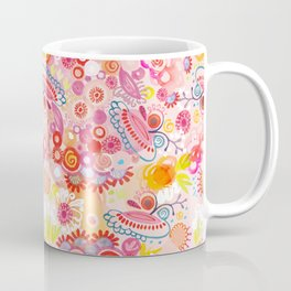 Vibrant summer Coffee Mug