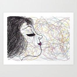 Juliana Art Print