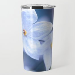 Jasmine Nightshade Flowers #3 #floral #art #society6 Travel Mug