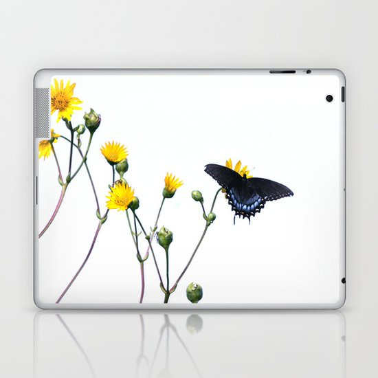 Butterfly Prairie Laptop & iPad Skin