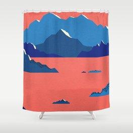 Rosi Feist – Swedish Mornings Shower Curtain