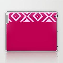 Pink Diamonds Laptop & iPad Skin