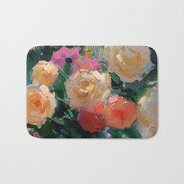 Roses & Fruits Bath Mat