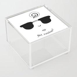 Got sunshine? Acrylic Box