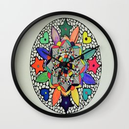 Romper Room Wall Clock