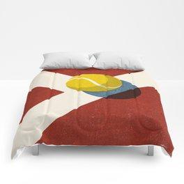 BALLS / Tennis (Clay Court) Comforters