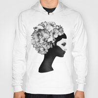 society6 Hoodies featuring Marianna by Ruben Ireland