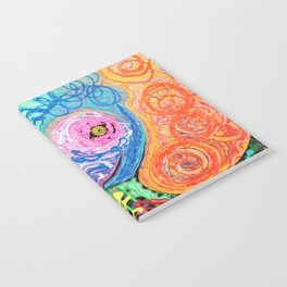 Painted Pachyderm Notebook