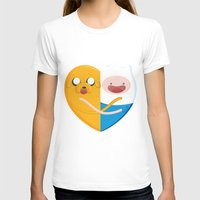 best friends T-shirts featuring Best friends  by Manfred Maroto