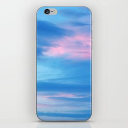 Clouds at Sunset iPhone Skin