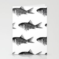 goldfish Stationery Cards featuring Goldfish by Meredith Mackworth-Praed