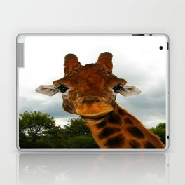 Giraffe. Laptop & iPad Skin