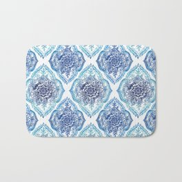 Indian Ink - in Blues Bath Mat