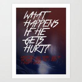 Scott Mccall - Sciles - 1 Art Print