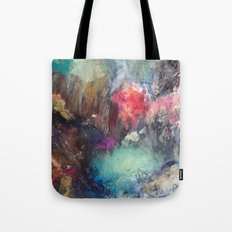 Strength and Happiness  Tote Bag
