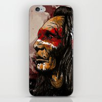 native iPhone & iPod Skins featuring Native by DGundlachDesigns