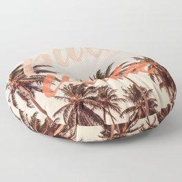 Pura Vida Floor Pillow
