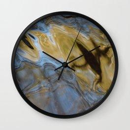 water art 315 Wall Clock