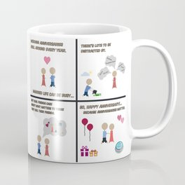 Anniversaries Matter Coffee Mug