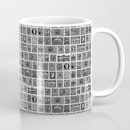 VINTAGE STAMPS Coffee Mug