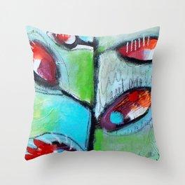 L'abondance Throw Pillow