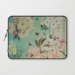 Cherry Blossoms Laptop Sleeve