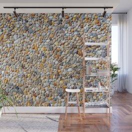 Stones pattern Wall Mural