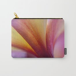 Panes of the Frangipani Carry-All Pouch