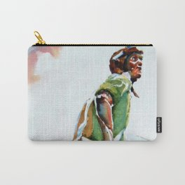 Tuskegee Airman Carry-All Pouch