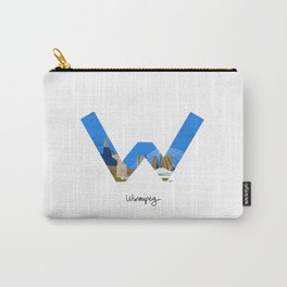 Bucket list destination - Winnipeg Carry-All Pouch