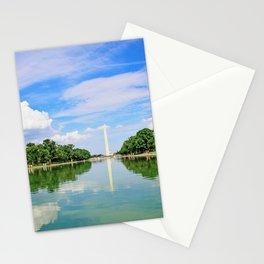 Washington Memorial Stationery Cards