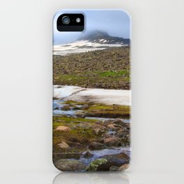 Արագած (Aragats) iPhone Case
