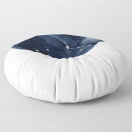 Zodiac Star Constellation - Pisces Floor Pillow