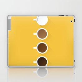Coffee + Simplicity Laptop & iPad Skin