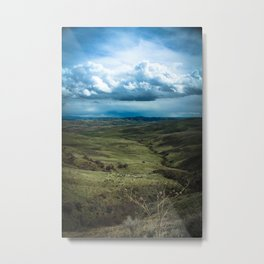 Somewhere In Idaho Metal Print