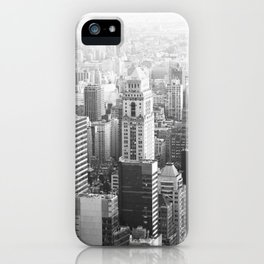 The Top of the World iPhone Case