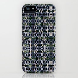 Punk Rock On A Mission iPhone Case