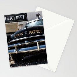 Biker Patrol Stationery Cards