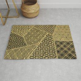Japanese Patterns Rug