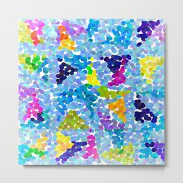 colourful mix Metal Print