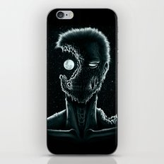 Eye of the Living Dead iPhone & iPod Skin