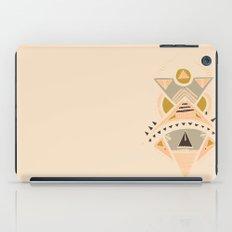 Pyramids 3 iPad Case