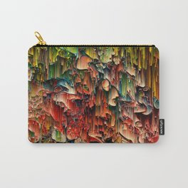 Intriguing - Pixel Art Carry-All Pouch