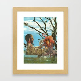 Perseus Framed Art Print