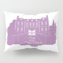 Jane Austen - Pride and Prejudice, Longbourn Pillow Sham