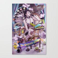 THE ELEGANT SHOW Canvas Print