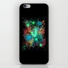 The Zodiac Sign -- Taurus iPhone & iPod Skin